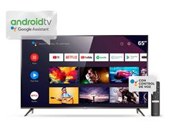 "SMART TV 65"" TCL L65P8M 4K UHD ANDROID"