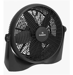 "VENTILADOR TURBO INDELPLAS 12"" IV12 PISO/PARED"