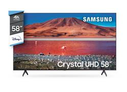 "SMART TV 58"" SAMSUNG TU7000 UHD 4K"