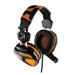 AURICULARES GAMER LEVEL UP COPPERHEAD