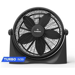 "VENTILADOR TURBO INDELPLAS 20"" IV20 PISO/PARED"