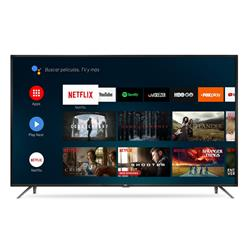 "SMART TV 50"" RCA X50ANDTV ANDROID 4K UHD"