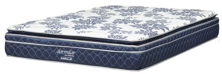 Dormilar Euro Pillow Top 140x190